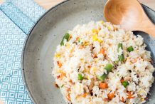 Quick & Easy Chinese Fried Rice