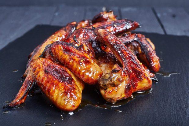 Chicken Wings in Sweet Soy Sauce