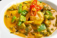 Panaeng Curry with Prawns