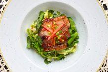 Warm Char Siu Salad
