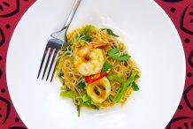 Satay Rice Vermicelli