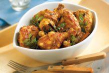 Fragrant Chicken Malbi