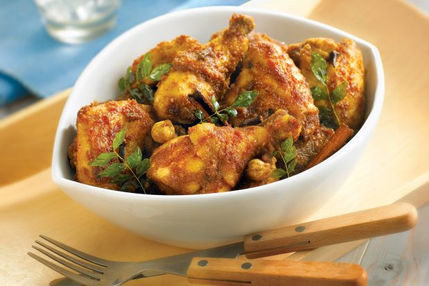 Fragrant Chicken Malbi
