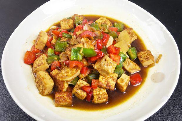 Indonesian Tofu Kecap