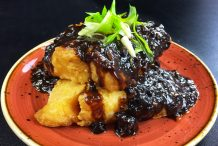 Crispy Black Bean Fish