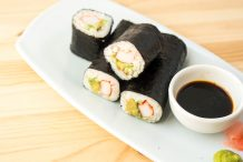 Japanese California Rolls