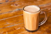 Pulled Milk Tea (Teh Tarik)