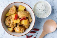 Shortcut Chicken Curry Kapitan