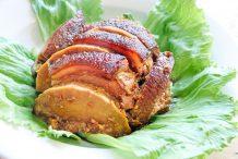 Hakka Pork Belly with Taro