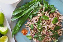 Thai Larb Salad (Larb Moo)