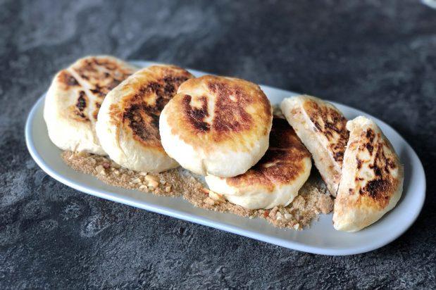 Korean Sweet Pancakes (Hotteok)