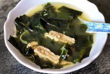 Korean Seaweed Soup (Miyeok Guk)