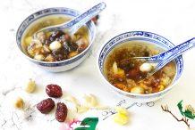 Lotus Seed Dessert (Leng Chee Kang)