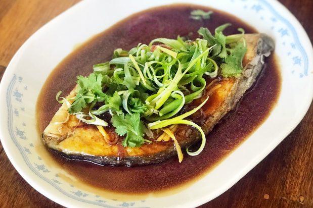 Pan Fried Fish Fillet