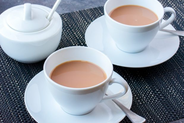 Hong Kong Milk Tea (Lai Cha)