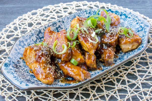 Pork Ribs (Pai Gu Wong)