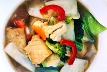 Thai Stir Fried Mixed Vegetables
