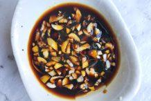 Garlic Wasabi Sauce