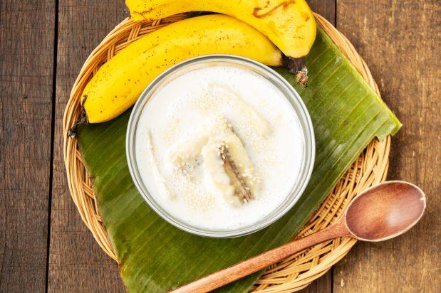 Bananas in Coconut Milk (Kluay Buad Chee)
