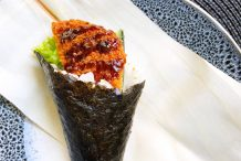 Chicken Katsu Hand Roll