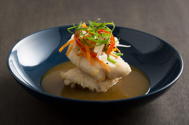 Agedashi Fish