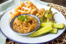 Northern Thai Green Chilli Dip (Namprik Nhoom)