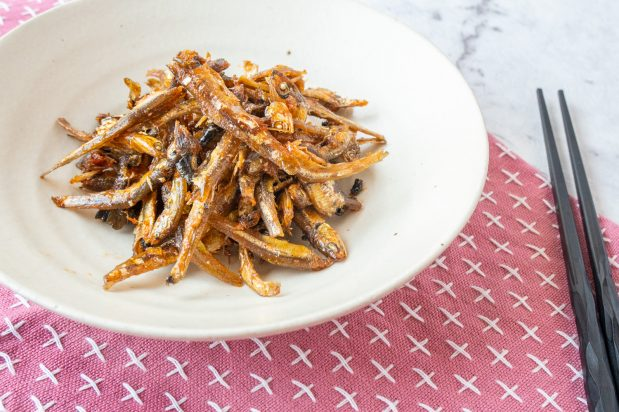 Stir-Fried Anchovies (Myulchi Bokkeum)