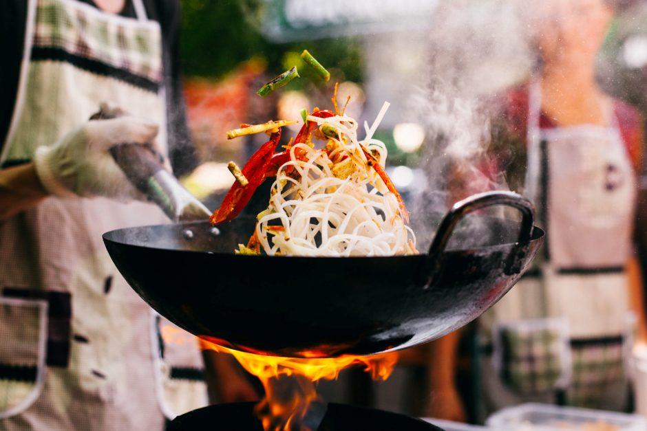 Stirring Stir-fries