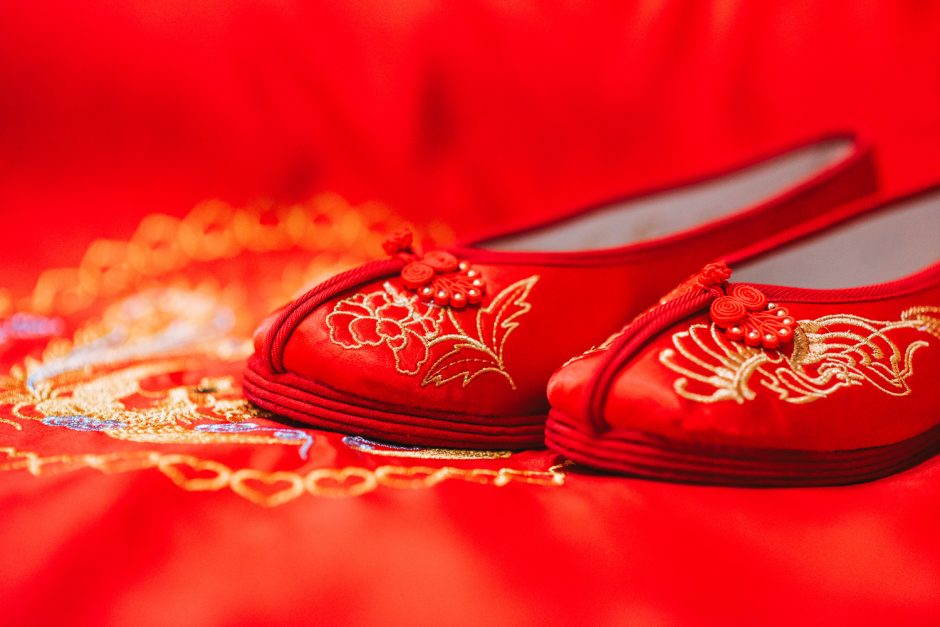 Ancient Chinese Marriage Customs