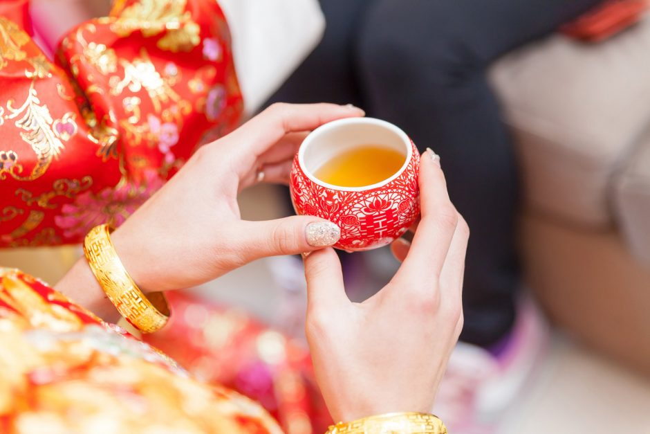 Tea Ceremony: A Chinese Wedding Tradition