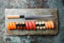 Types of Japanese Kitchen Knives