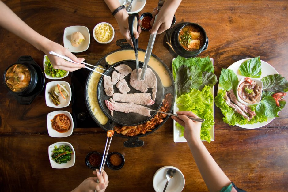 DIY Korean Barbecue
