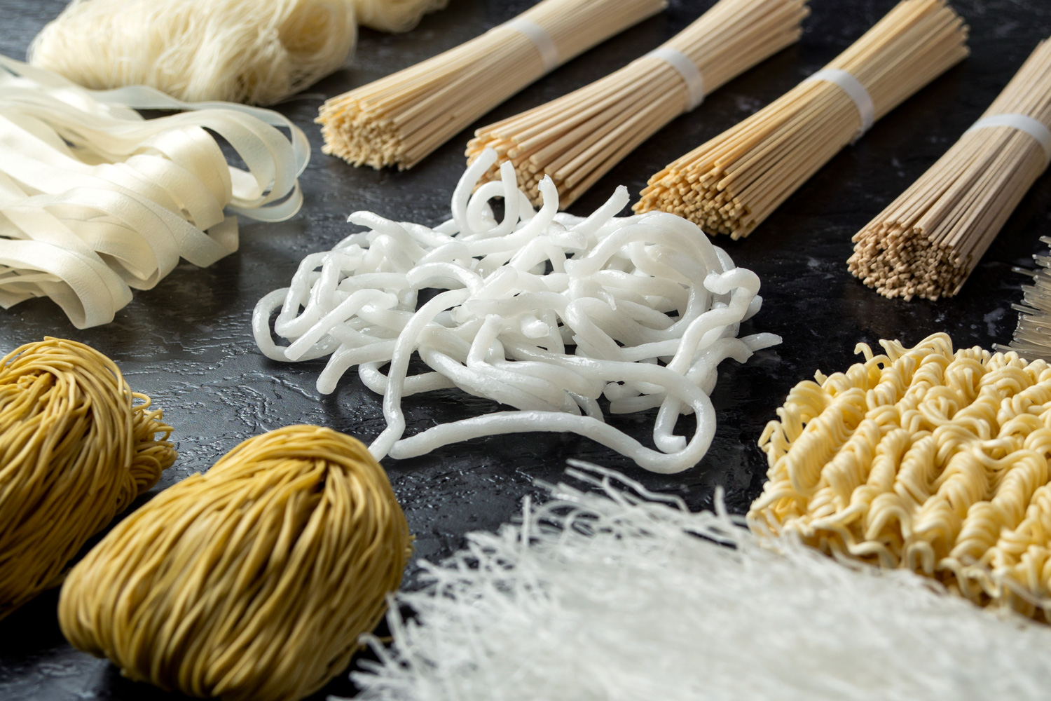7 Different Kinds of Asian Noodles You Should Know | Asian ...