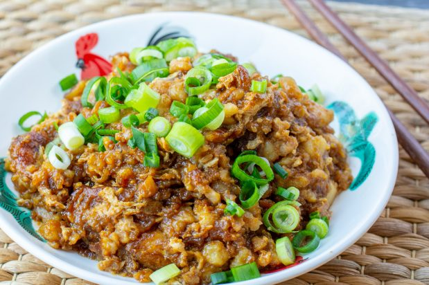 Malaysian Fried Rice Cake (Char Koay Kak)