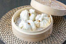 BBQ Pork Bun (Char Siu Bao)