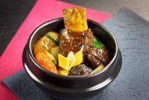 Beef Ribs Stew (Galbi Jjim)