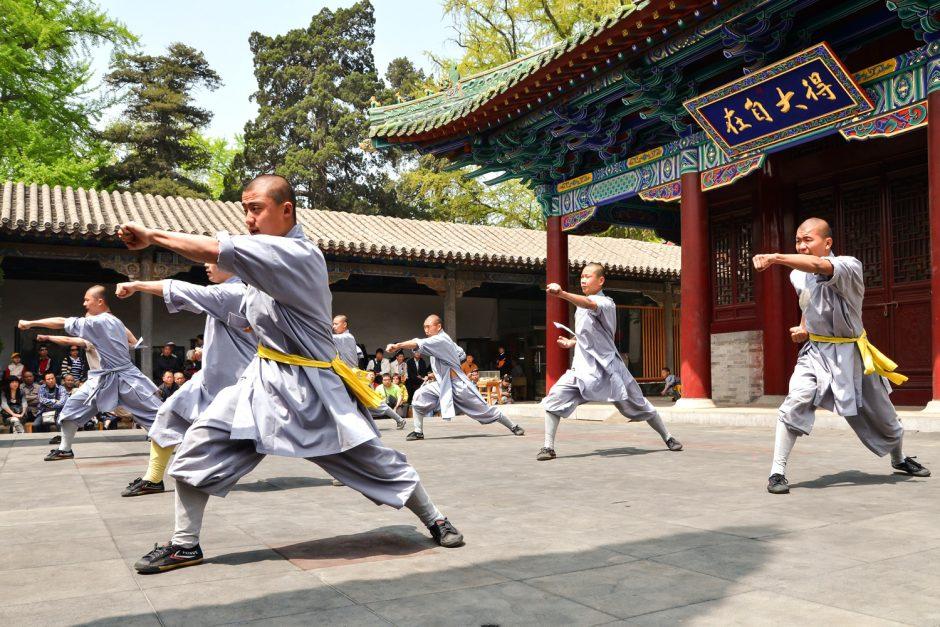 Chinese Martial Art: Kung Fu