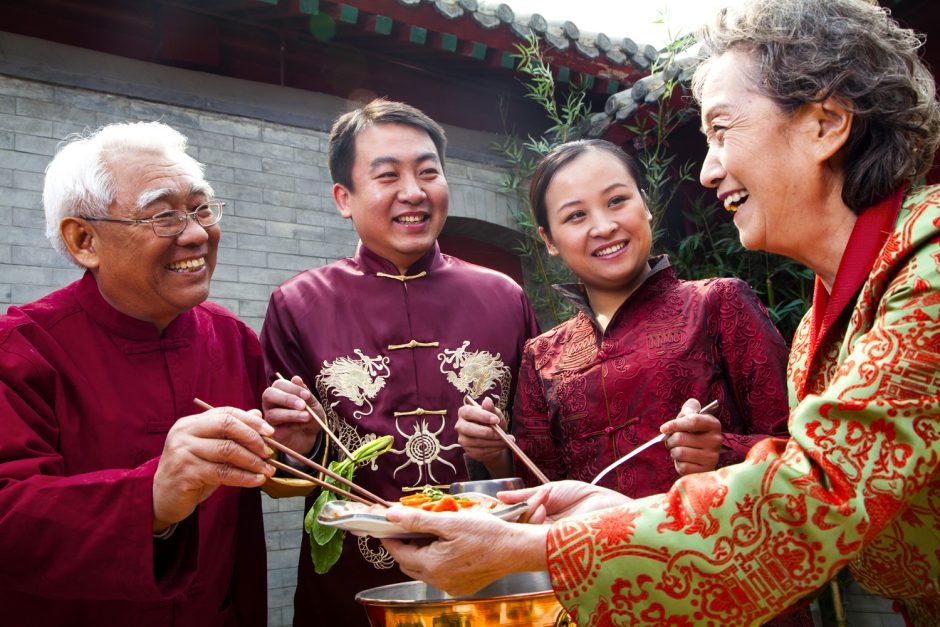 Chinese Traditional Wear: The Tangzhuang