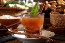 Traditional Indonesian Drinks