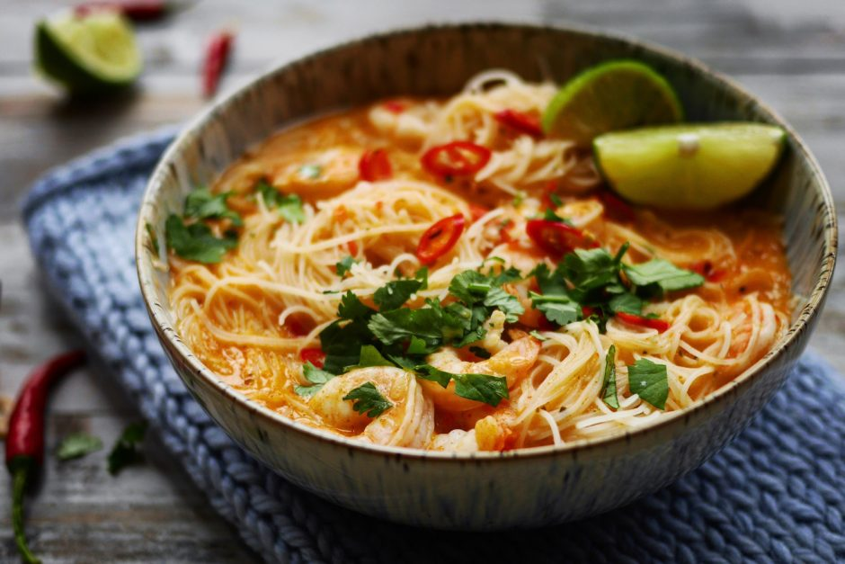 Long List of Laksa
