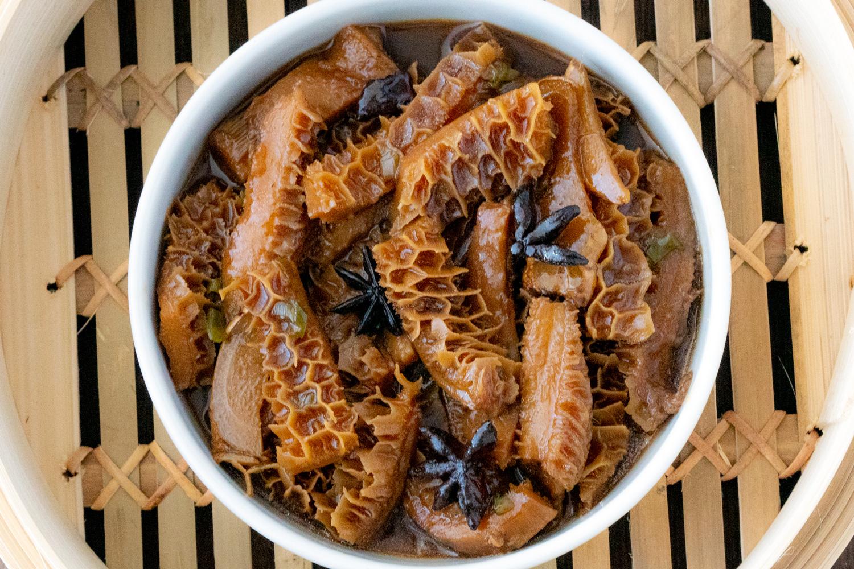 Yum Cha Honeycomb Tripe Asian Inspirations