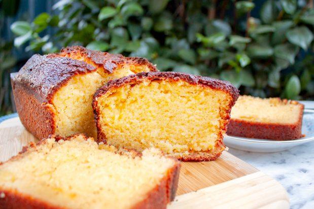 Musang King Durian Cake