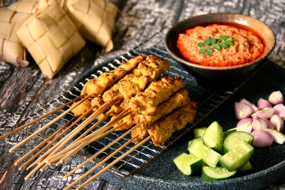 The Secret to Authentic Satay Skewers