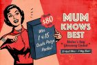 """Mum Knows Best"" Giveaway Contest"