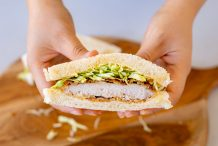 Crispy Pork Sandwich (Katsu Sando)