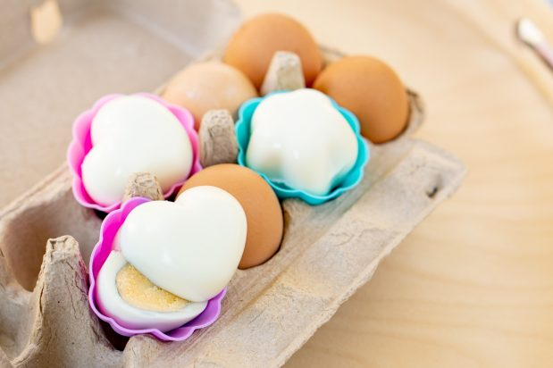Shaped Eggs