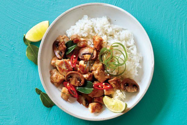 Javanese Stir-Fry Chicken