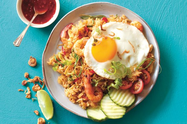Nasi Goreng Fried Rice