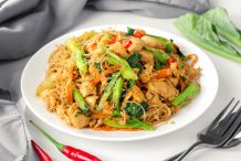 Homestyle Fried Rice Vermicelli (Bee Hoon)