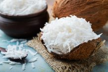 Dried Coconut Flakes